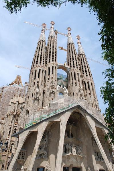 Gaudi's La Sagrada Família