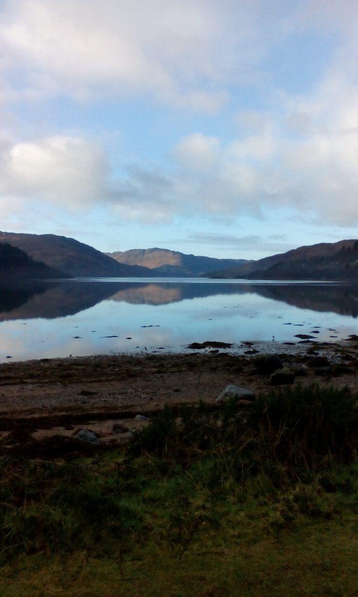 Loch Sunart, Strontian