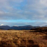 A Short Christmas Day Walk around Strontian, Scotland