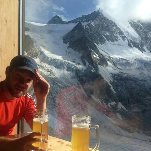 Scenic beer