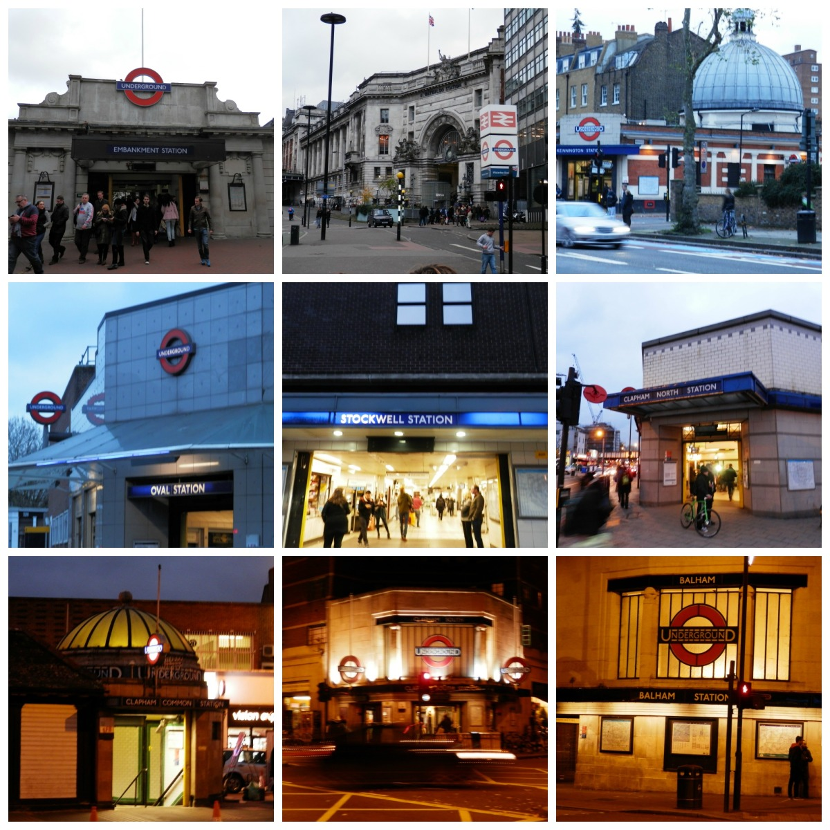 Walking the London Underground - the Northern Line