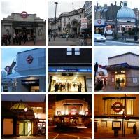 Walking the London Underground - the Northern Line