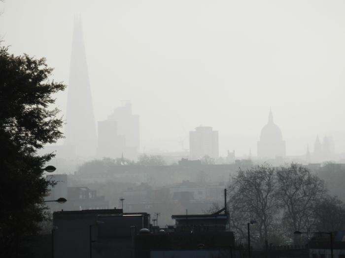 Skyline mist