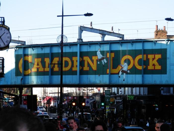 Camden Lock & Market