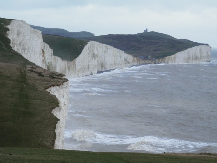 Seven Sisters, South Downs Way