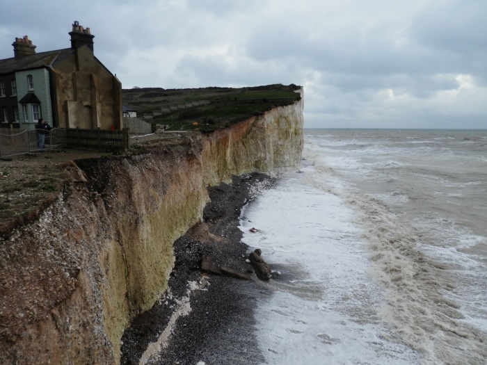 Birling Gap, South Downs Way