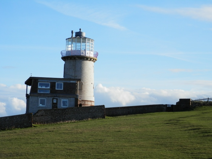 Belle Tout Lighthouse, Birling Gap, South Downs Way