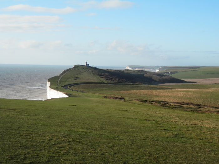 Beachy Head, South Downs Way