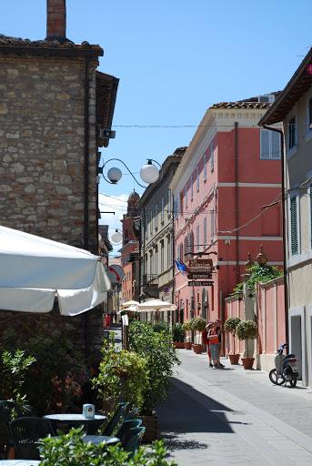 Castiglione del Lago, Umbria