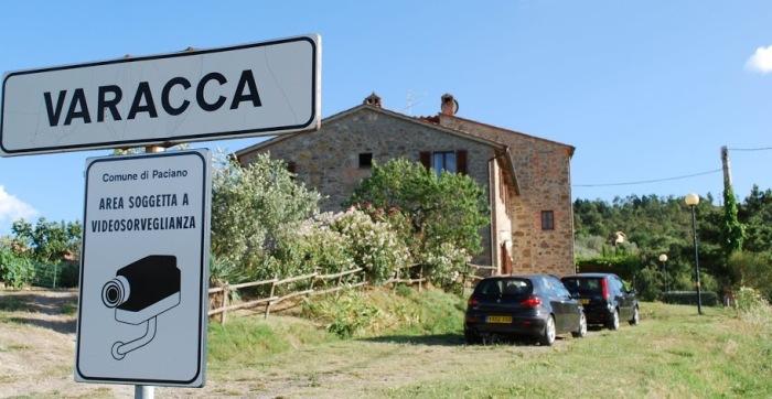 Varacca, Umbria