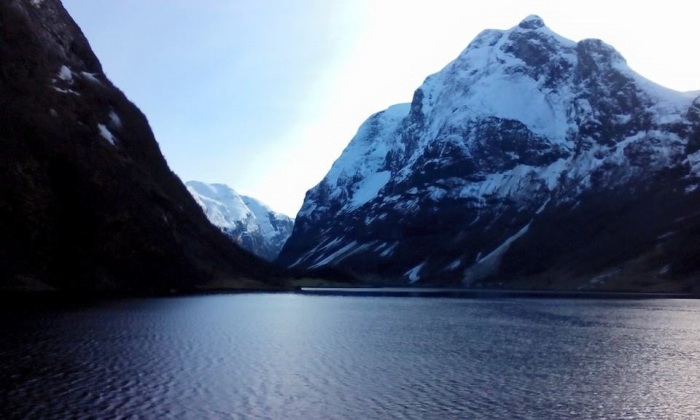 Fjord boat trip Nærøyfjord - Norway in a nutshell