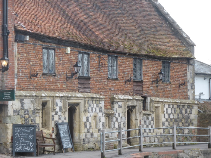 The Old Mill pub Harnham Salisbury
