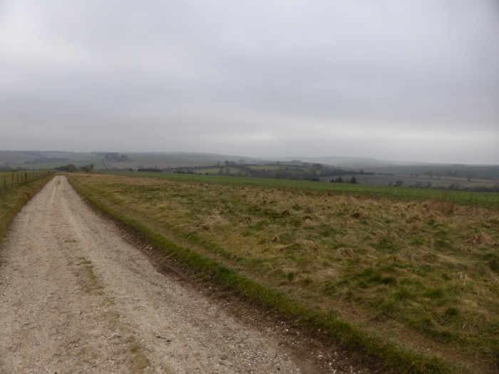The start of the Ridgeway National Trail