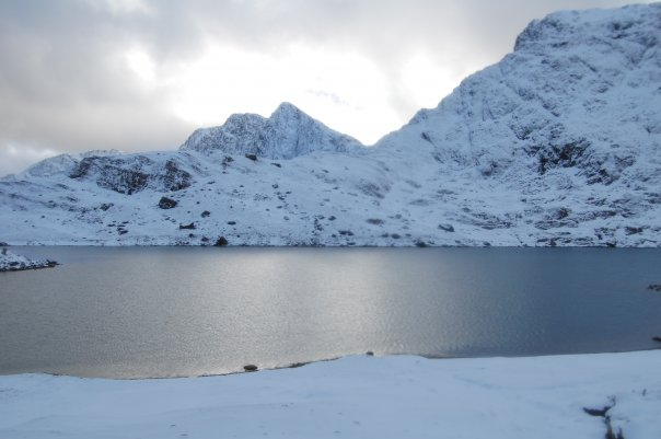 Climbing Snowdon, Pyg Track & Miner's Track