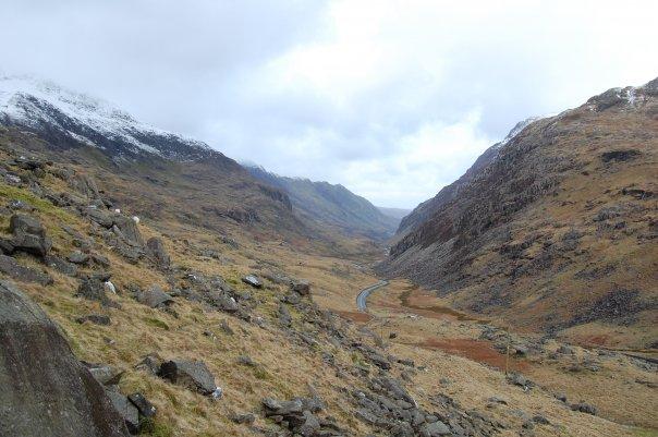 Walking Snowdon on the Pyg track