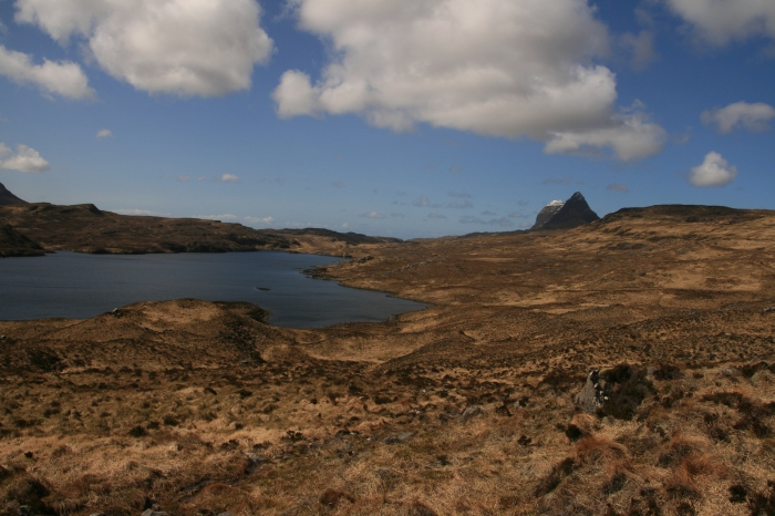 Suilven from Cam Loch