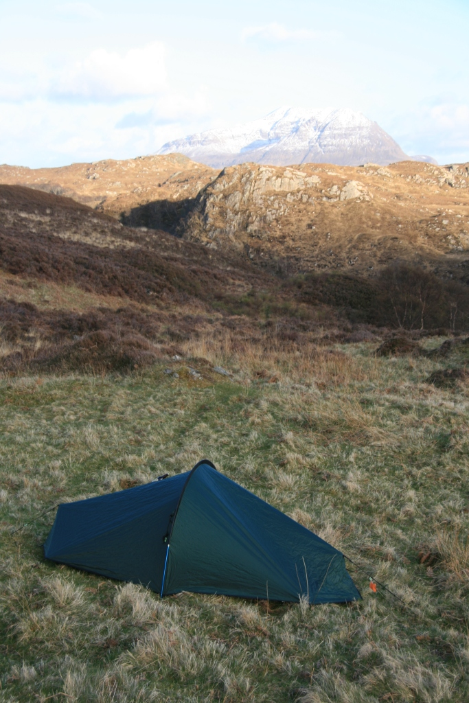 Wild Country Zephyros 1 Tent - Wild Camping