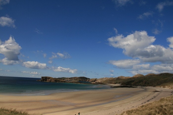 Oldshoremore beach, northwest Highlands, Scotland