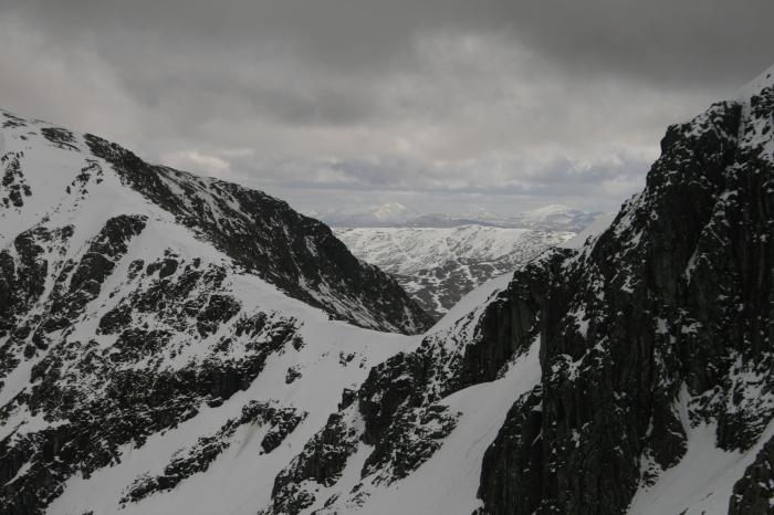 Summit of Stob Coire Nan Lochan