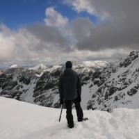 The Lost Valley of Glen Coe; A Winter Hike up Stob Coire Nan Lochan