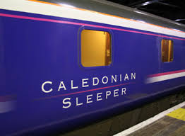 Caldedonian Sleeper (www.seat61.com)