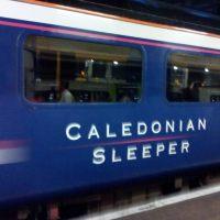 Travel the Slow Way; The Sleeper Train to Scotland